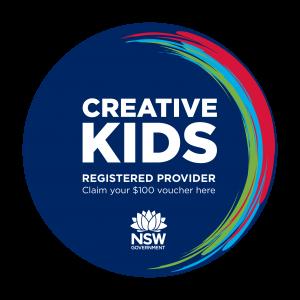 Creative Kids NSW